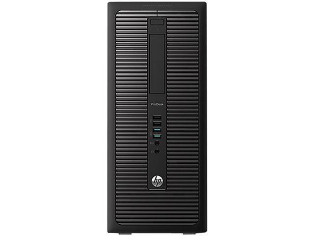 HP Business Desktop ProDesk 600 G1 Desktop Computer - Intel Core i5 i5-4570 3.20 GHz - Tower