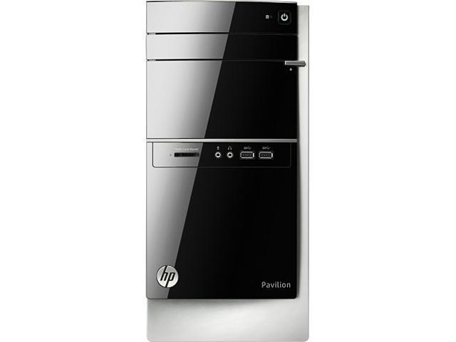 HP Pavilion 500-300 500-329 Desktop Computer - Refurbished - AMD FX-Series FX-670K 3.70 GHz - Micro Tower