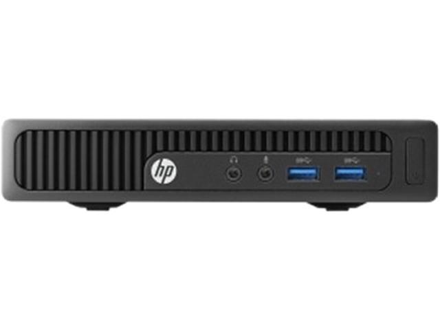 HP Business Desktop 260 G1 Desktop Computer - Intel Core i5 i5-4210U 1.70 GHz - Desktop Mini