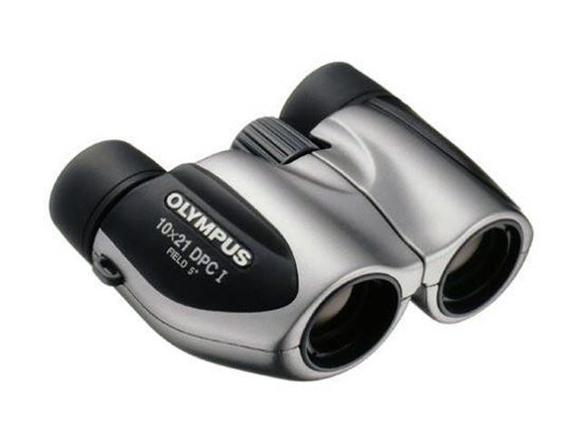 OLYMPUS Roamer 10 x 21 DPC I Compact Porro Prism Binoculars