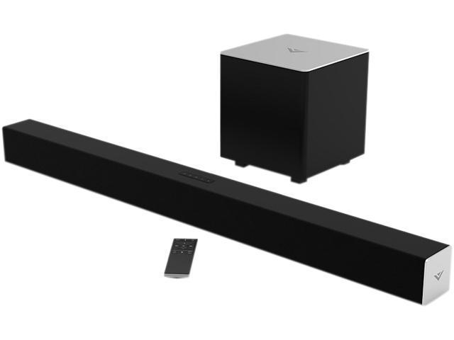 Vizio SB3821-C6 38-Inch 2 1 Sound Bar with Wireless Subwoofer, Bluetooth -  Newegg com