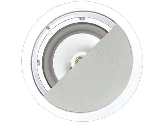OSD Audio ICE800WRS Weather Resistant 8-Inch In-Ceiling Speakers Pair