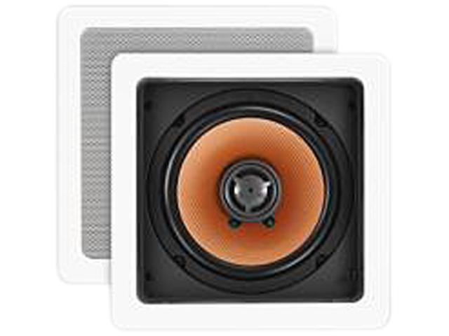 OSD Audio CW-640SQ High Definition Square In-Ceiling/In-Wall Speakers Pair