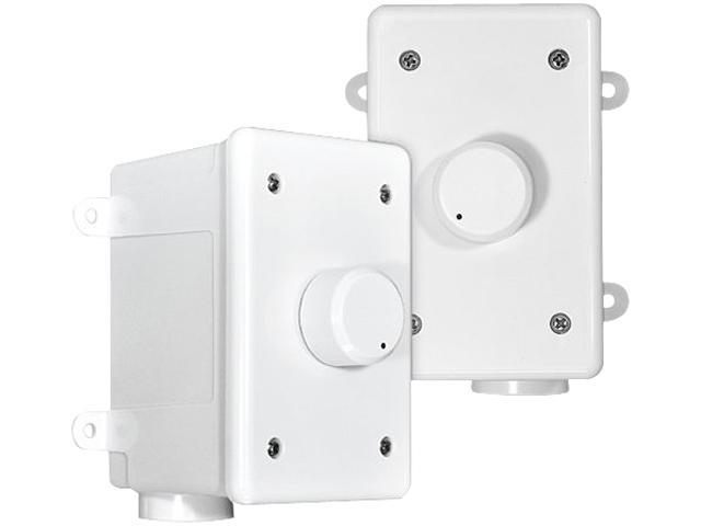 OSD Audio OVC100Wht Outdoor Volume Control with Self-Impedance Matching 100W