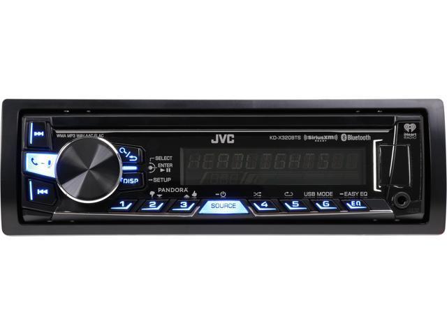 JVC KD-X320BTS Digital Media Receiver