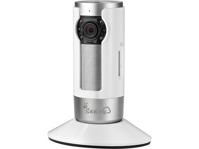 See.ing DXG-109VW White Wi-Fi Video Camera