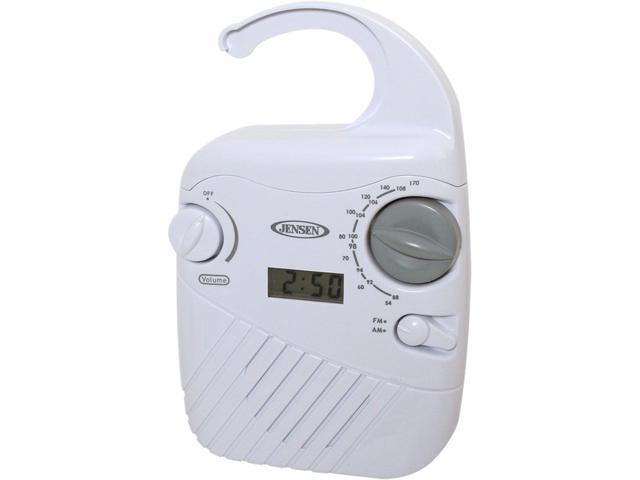 JENSEN M/FM Shower Radio JWM-130