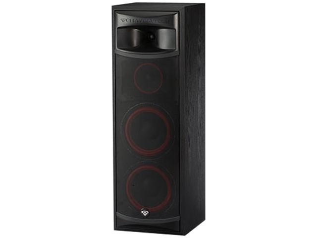 CERWIN-VEGA CWV XLS28 Dual 3-Way Home Audio Floor Tower Speaker (200 Watts)