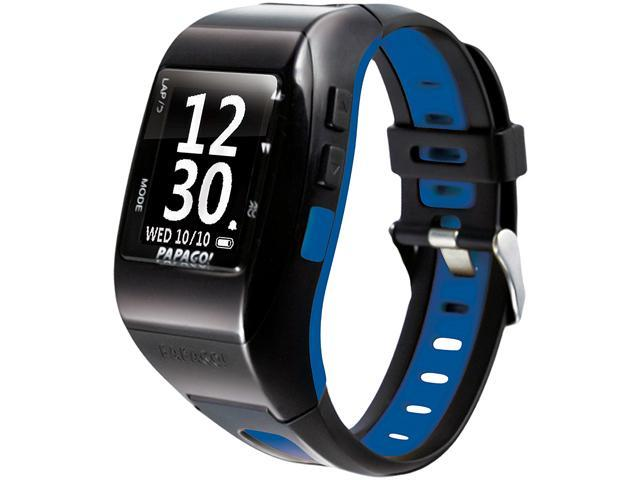 PAPAGO GW770BE-US GPS Multi-Sports Watch Blue