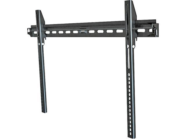 MW Mounts LF150 Low Profile Fixed TV Mount-LRG, VESA 600x400, max load 150lbs