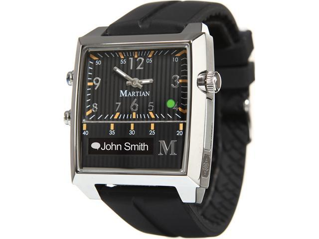 Martian Passport SmartWatch (BSB)