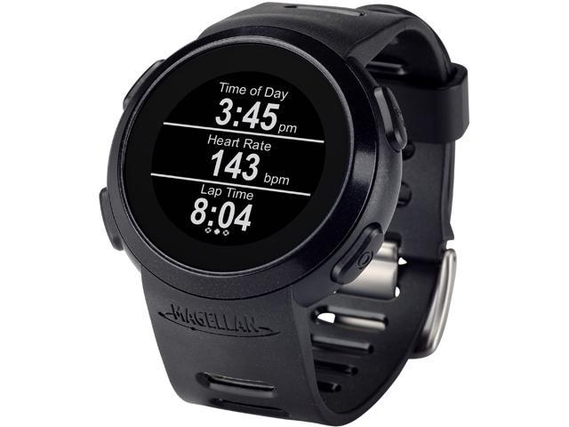 Magellan TW0100SGXNA Echo Smart Running Watch Black