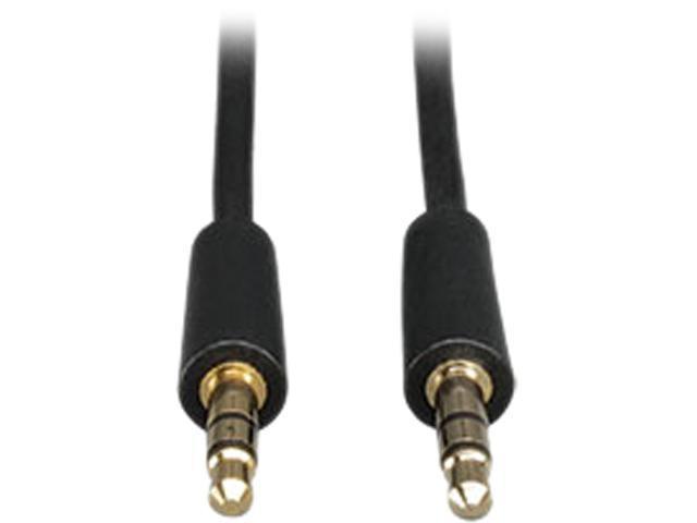 Tripp Lite P312-015 3.5mm Mini Stereo Audio Cable Dubbing Cord M-M