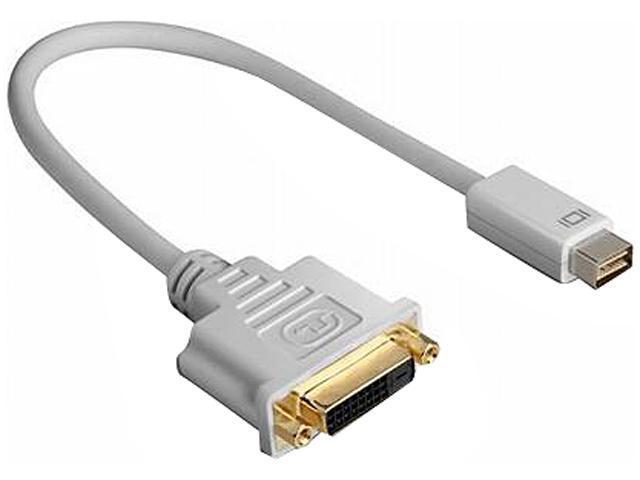 Inland 4INL08602 Pro Mini-DVI to DVI Adapter