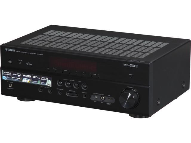 YAMAHA RX-V573BL 7.1-Channel Network AV Receiver