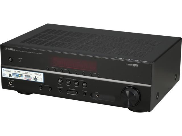 Yamaha RX-V379 5.1-Channel Network AV receiver with Bluetooth
