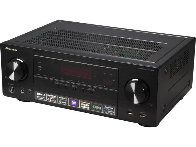 Pioneer VSX-824-K 5.2 Channel 4K Ready AV Receiver