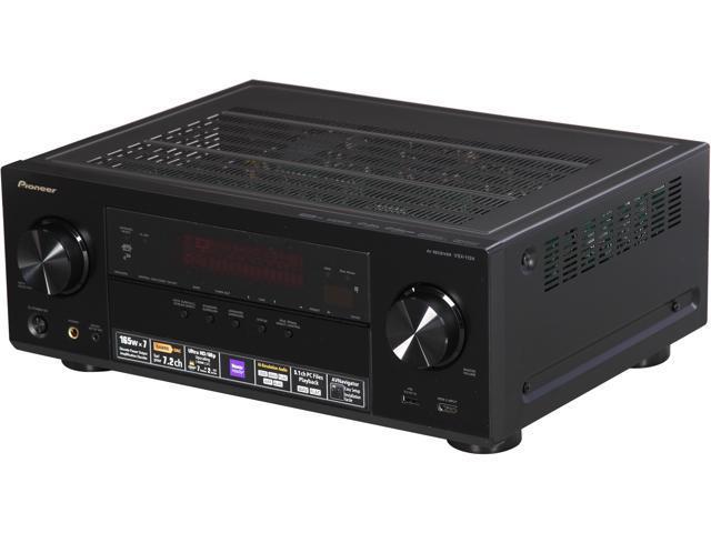 Pioneer VSX-1124-K 7.2 Channel 4K Ready AV Receiver