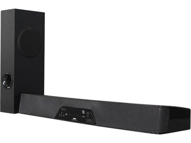 RCA RTS202 DVD Home Theater System
