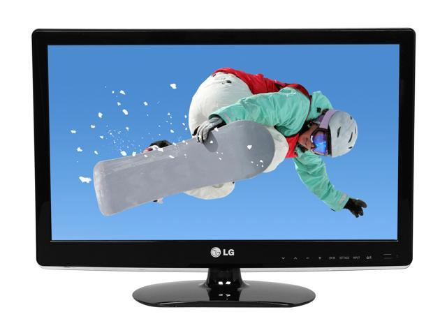 "LG 22"" 720p 60Hz LED-LCD HDTV 22LS3500"