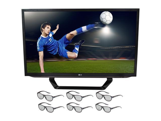 """LG 42"""" 1080p 120Hz LED-LCD HDTV 42LM6200"""