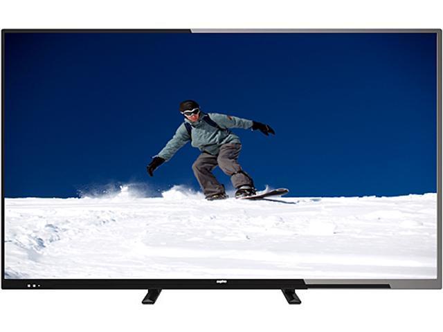 "Sanyo 58"" Class (57.5"" Diagonal) 1080p 120Hz LED-LCD HDTV - DP58D33"