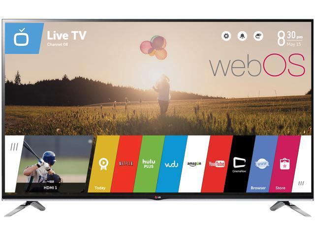 "LG 55"" 1080p Smart 3D HDTV w/WebOS - 55LB7200"