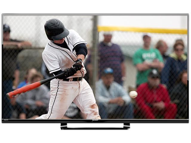 "Sharp LC65LE643U Aquos 65"" Class 1080p 120Hz LED Smart HDTV w/ Roku Streaming Stick"