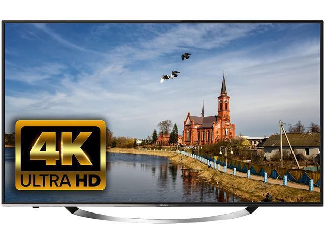 Hitachi LU43V809 43-Inch 2160p 4K LED Television
