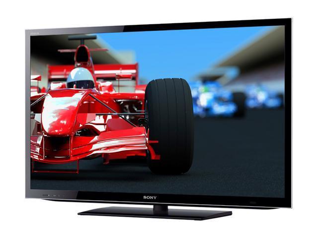 "Sony 46"" Class (46"" Diag.) 1080p 240Hz LED HDTV KDL-46HX750"