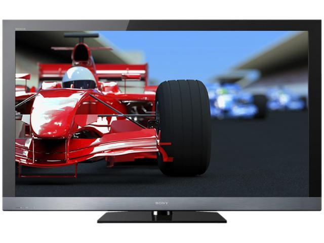 "Sony Bravia 55"" 1080p 120Hz LCD HDTV - KDL55EX500"