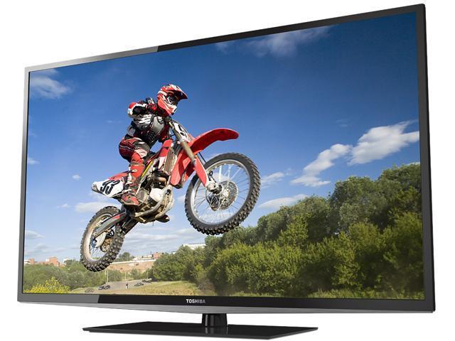 "Toshiba 46"" 1080p 120Hz LED HDTV - 46L5200U"