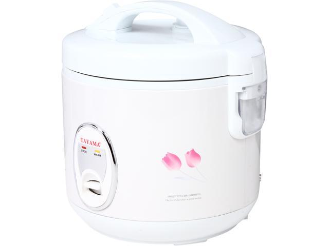 Tayama TRC-03 Cool Touch Electronic Rice Cooker 4 cup uncooked rice/8 cup cooked rice