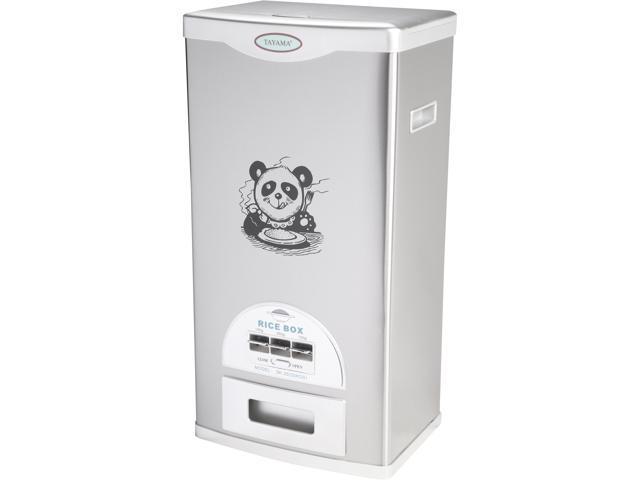 Tayama SK-25 Silver Rice Dispenser