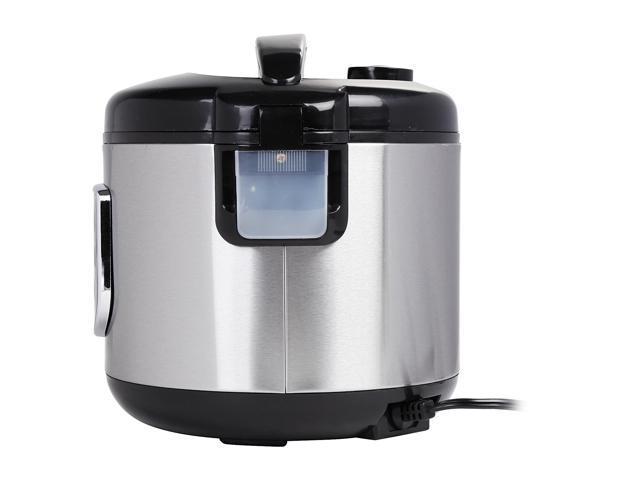 Stainless steel omega single auger juicer
