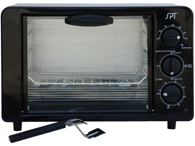 Sunpentown SO-1005 Stainless steel / Black Electric Oven