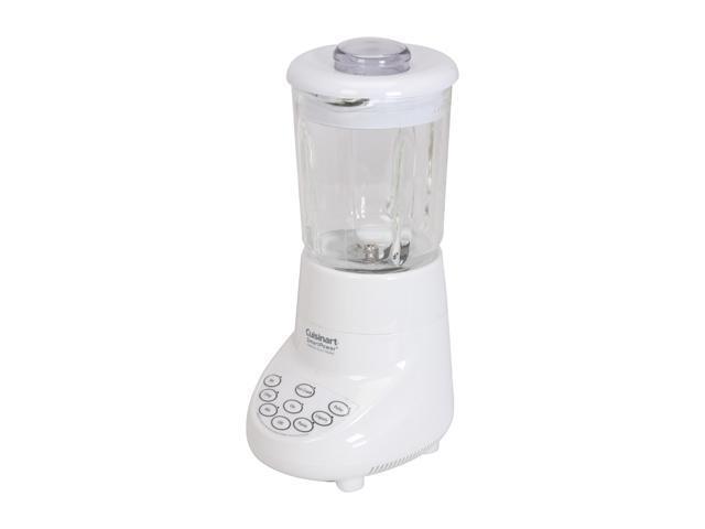 Cuisinart SPB-7 White 40 oz. Jar Size SmartPower Electronic Blender 7 speeds