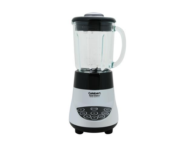 Cuisinart SPB-7CHFR Chrome 40 oz. Jar Size SmartPower Electronic Blender 7 speeds