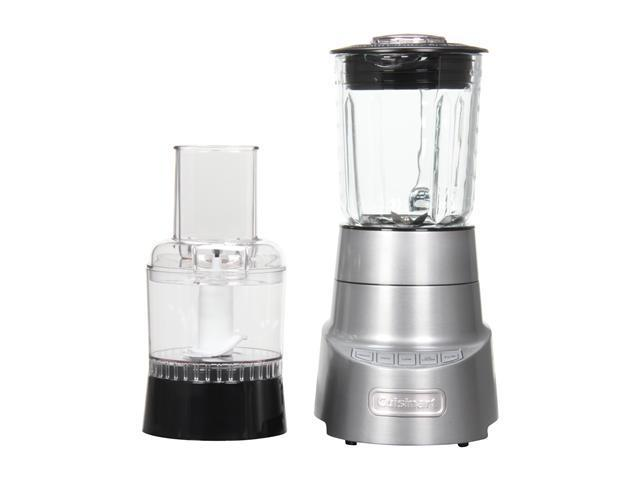 Cuisinart BFP-603 48 oz. Jar Size SmartPower Deluxe Duet Blender 4 speeds