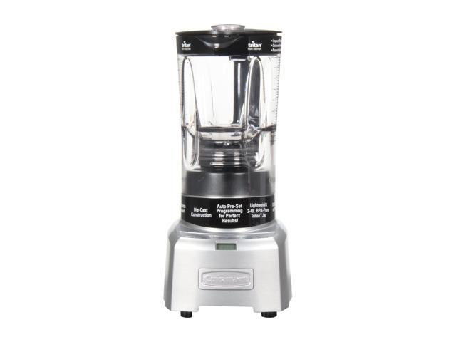Cuisinart CBT-1000 Silver 64 oz. Jar Size PowerEdge Blender