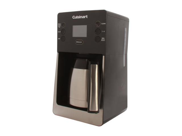 Cuisinart DCC-2900 Black Perfec Temp 12-Cup Thermal Coffeemaker