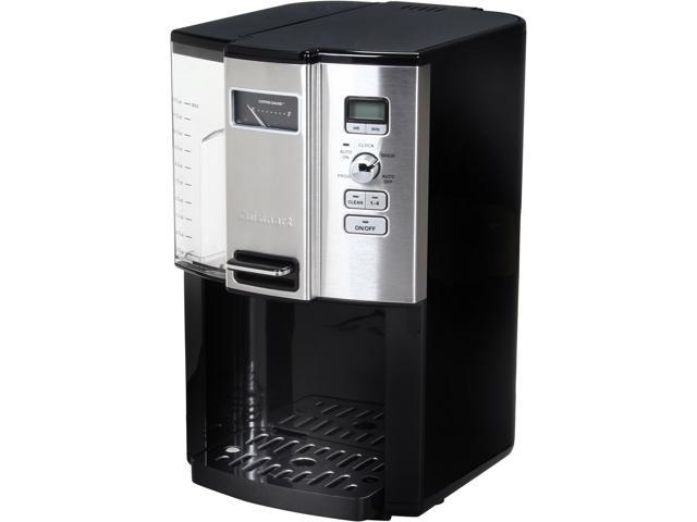 Cuisinart DCC-3000 Black/Steel Coffee on Demand 12-Cup Programmable Coffeemaker