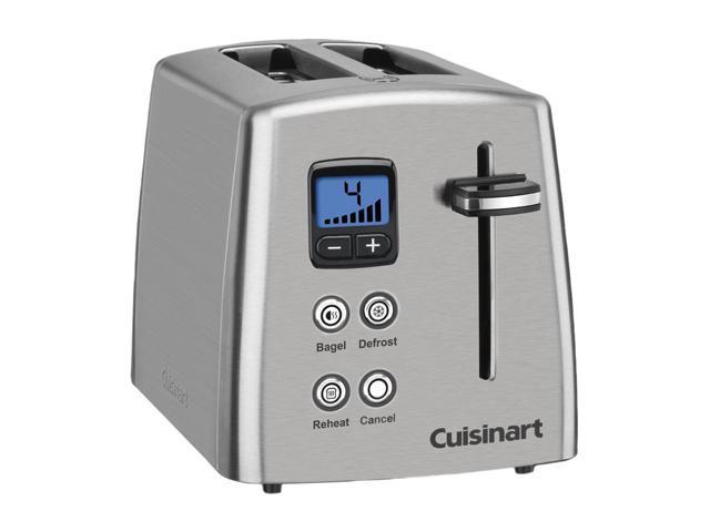 Cuisinart CPT-415 2-Slice Countdown Metal Toaster