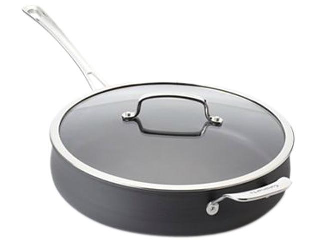 Cuisinart 6433-30H 5 Qt. Saute Pan w/cover & helper handle