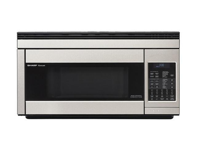 Sharp 850 Watts Microwave Oven R1874T Sensor Cook Stainless Steel