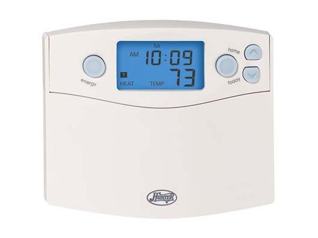 HUNTER 44360 7-Day Programmable Digital Thermostat