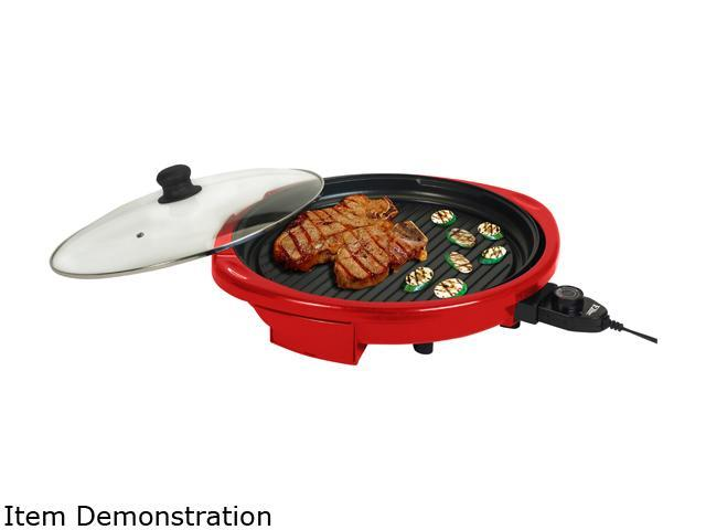 Maxi-Matic Elite EMG-980R 14-inch Cool-Touch Indoor Grill