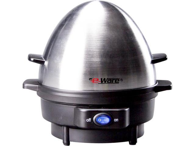 E-Ware 92254 Stainless Steel Egg Cooker