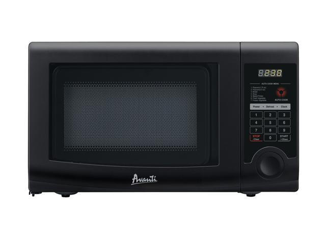 Avanti Electronic Microwave with Touch Pad MO7201TB Black
