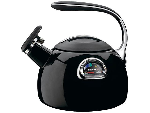 Cuisinart PTK-330BKC Black 3Qt (2.8L) PrefecTemp Tea Kettle